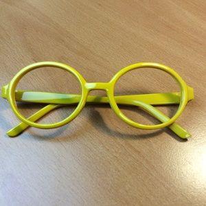 New Yellow Frames